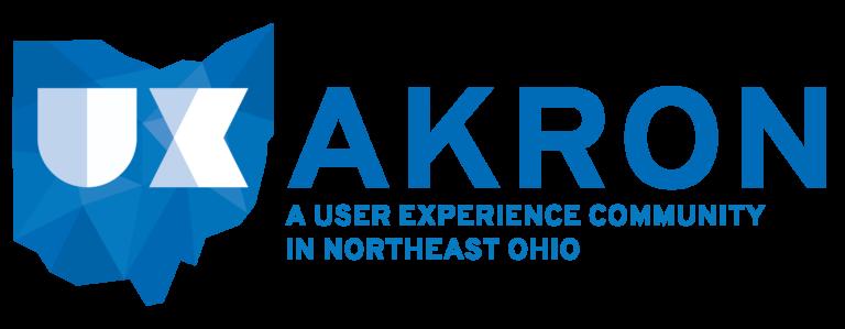 UX Akron logo